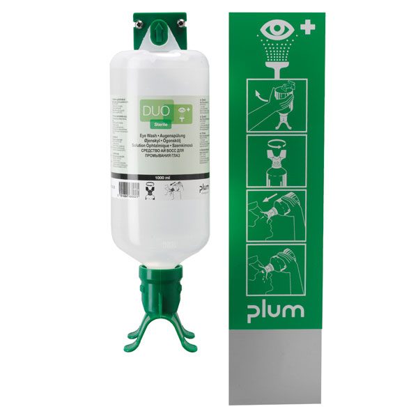 Picture of PLUM Augenspülstation Duo 1000 ml / 1 Stück