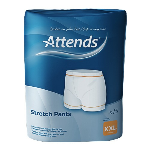 Picture of Attends Strechpants XXL 15 comb.  - 1 Pack 15 Stück