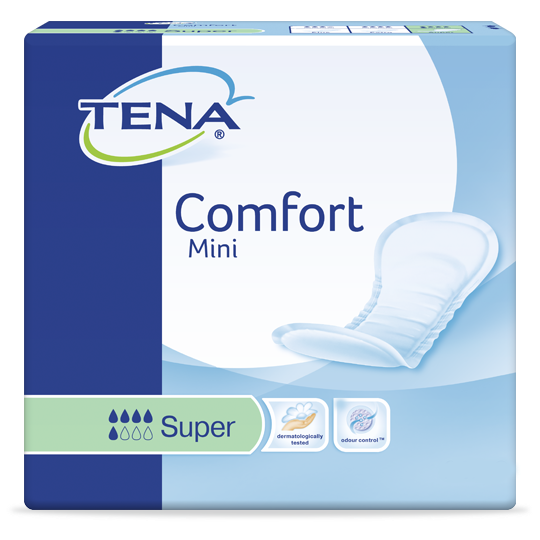 Picture of TENA Comfort Mini Super - 1 Pack a 28 Stück