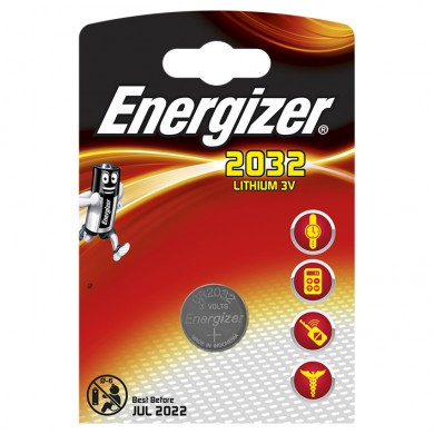 Picture of Energizer Batterie Typ CR2032, 3 V