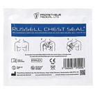 Picture of Russell Chest Seal™ Thoraxverschlusspflaster