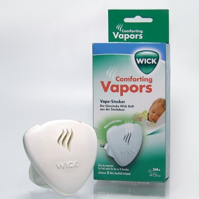 Picture of WICK Comforting Vapors W-1700E, inkl 5 WICK-Duftpads