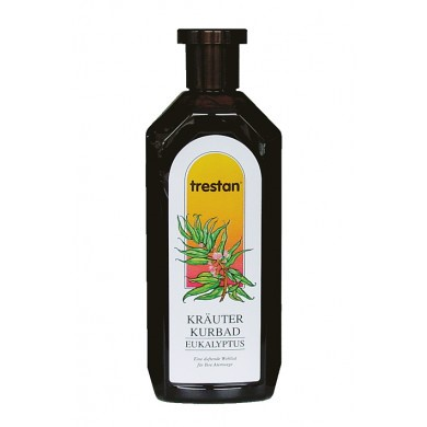 Picture of trestan Kräuter-Kurbad Eukalyptus 500 ml