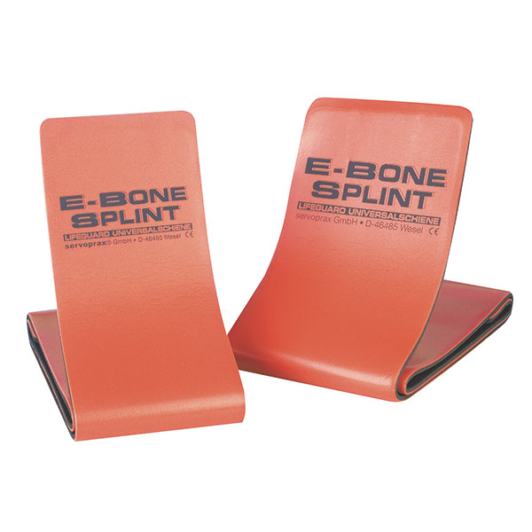 Picture of Lifeguard E-Bone Splint > Extra, Farbe: grau-orange