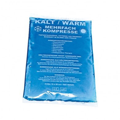 Picture of Kalt-/Warm Kompressen blau 16 x 26 cm