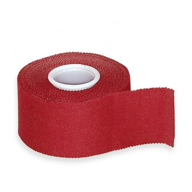 Picture of Sporttape ratiomed, 10 m x 3,75 cm, rot (12 Stck.)