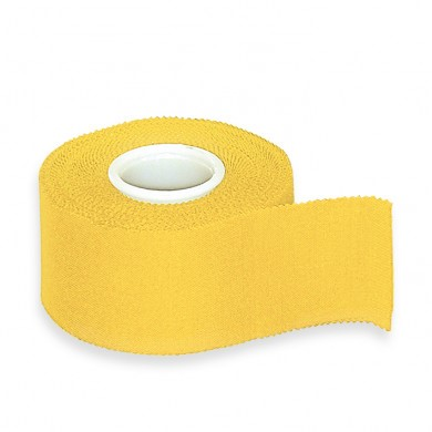 Picture of Sporttape ratiomed, 10 m x 3,75 cm, gelb (12 Stck.)